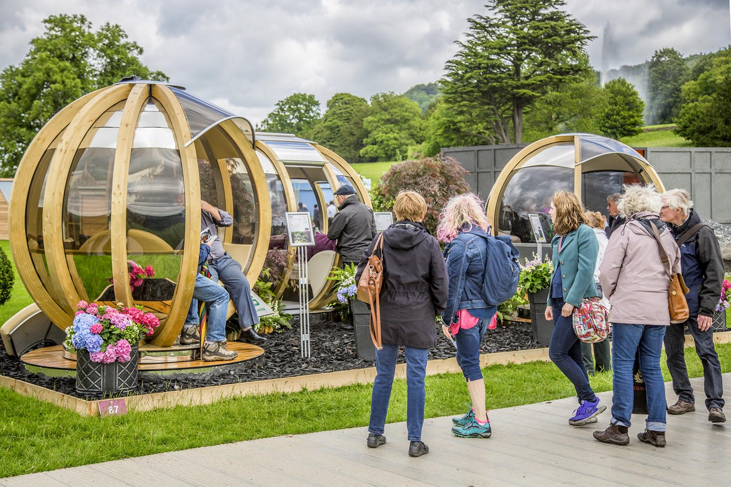 RHS Chatsworth Flower Show 2019